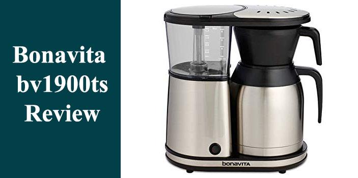 Bonavita bv1900ts Review